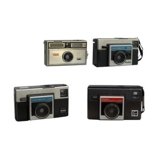 Vintage Kodak Instamatic Camera Collection