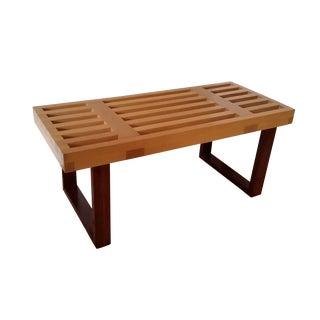 George Nelson Small Bench