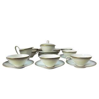 Rosenthal Germany Mid-Century Tea Set - 20 Pcs