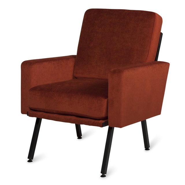 Guariche Style Armchairs, French 1950s - Pair - Image 3 of 5