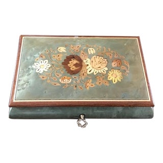 Italian Sorrento Reuge Music Box
