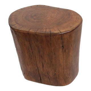 Kai Wood Stump Table