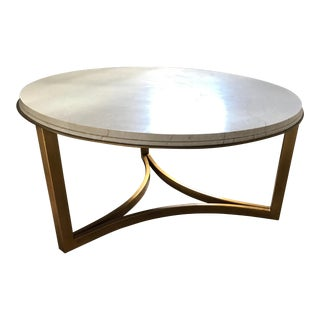 Dwell Studio Tavertine Coffee Table