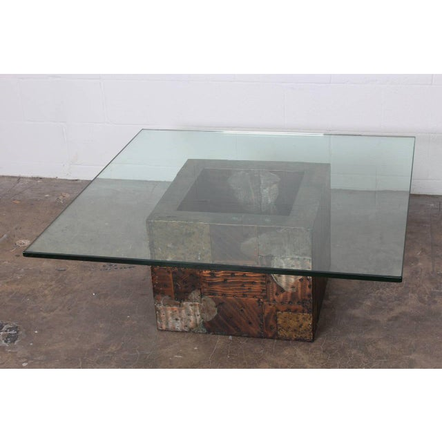 Paul Evans Patchwork Coffee Table - Image 2 of 10
