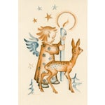 Image of Hummel Christmas Prints - Pair