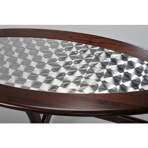 Image of Walnut Deco Coffee Table