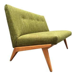Jens Risom for Knoll Green Settee