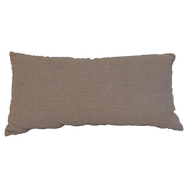 Image of African Mud Cloth Pillows - A Pair
