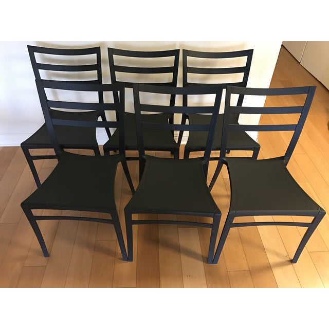 Room & Board Sabrina Chairs - Set of 6 - Image 2 of 6