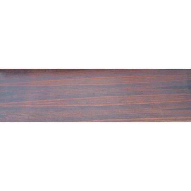 Midcentury Danish Modern Rosewood Desk - Image 4 of 11