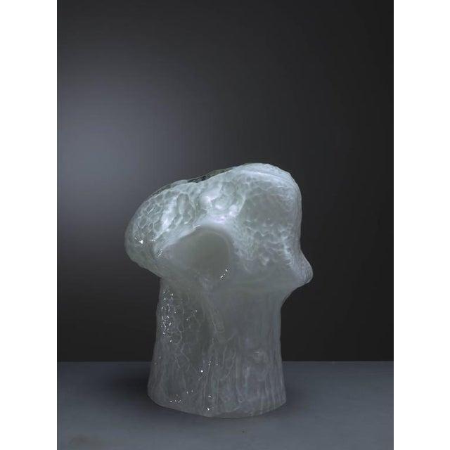 Carlo Nason Sculptural Murano Glass Table Lamp by Mazzega, Italy, 1960s - Image 9 of 9