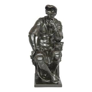 Italian Grand Tour Bronze Figure of de' Medici, Circa 1880