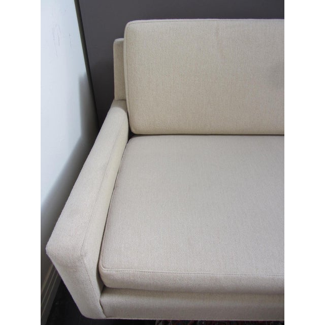 Mid-Century Modern Edward Wormley Style Sofa - Image 4 of 10