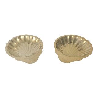 Vintage Oneida Shell Bowls - A Pair