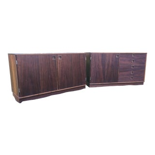 Peter Løvig Nielsen for Dansk Design Sideboards - A Pair