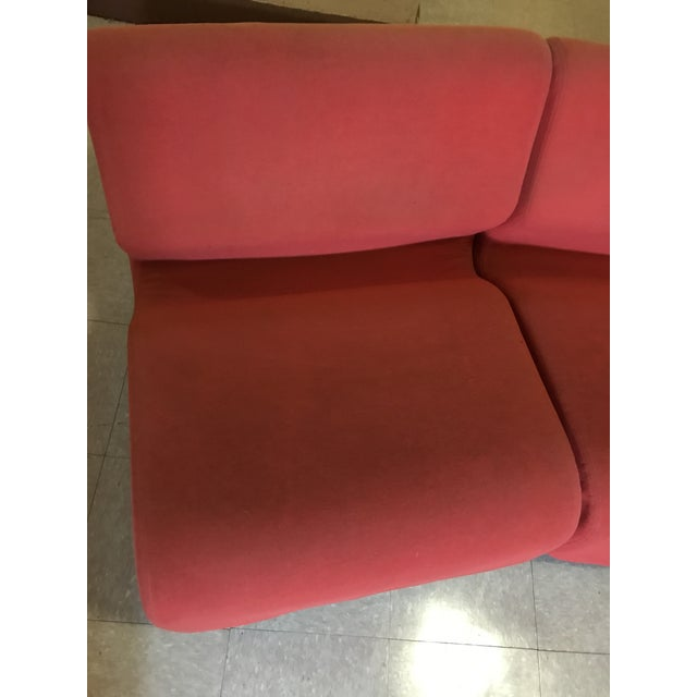 Orange Herman Miller Chadwick Modular Seating - Image 7 of 11