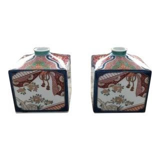 Tiffany & Co Vases - A Pair