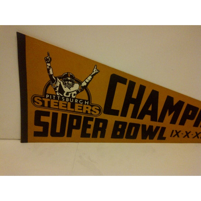 1980 vintage nfl pittsburgh steelers super bowl champions for Mitchell s fish market pittsburgh