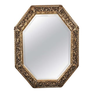 19th Century Giltwood Frame with Mirror