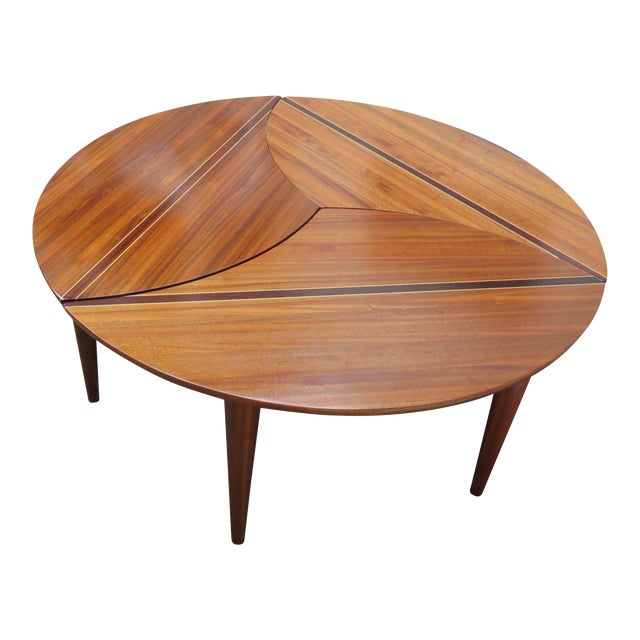 David Levy Modern Puzzle Coffee Table Chairish