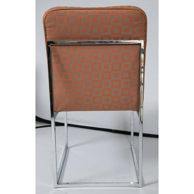 Milo Baughman for Thayer Coggin Dining Chairs Set of 4 - Image 4 of 7