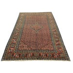 "Image of RugsinDallas Vintage Hand Knotted Rug - 5'4"" X 7'2"""