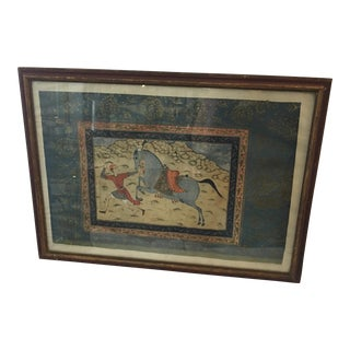 Max Joffe Vienna Oriental Art Color Colotype