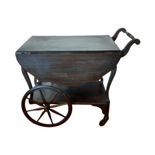 Antique Tea Cart Trolly