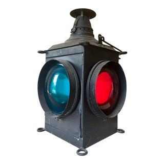 Vintage Dressel Railroad Switch Lantern