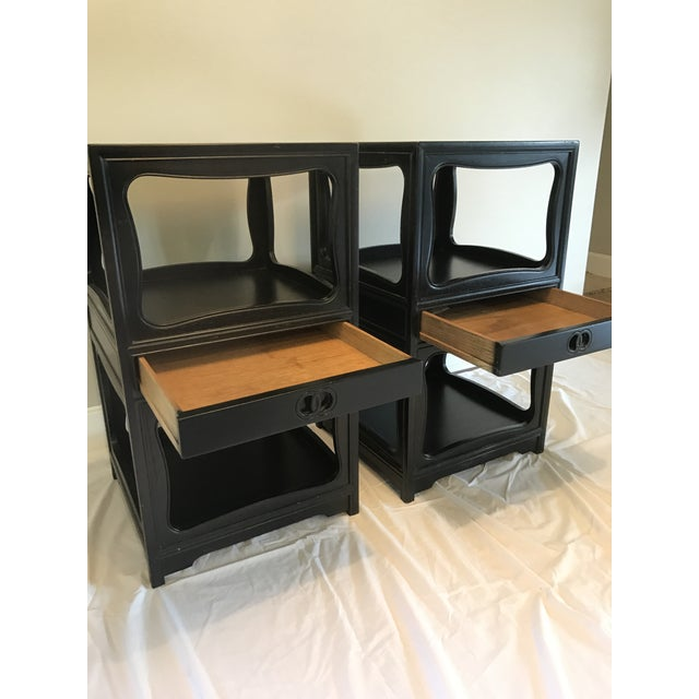 Baker Far East Collection Night Stands - A Pair - Image 8 of 10
