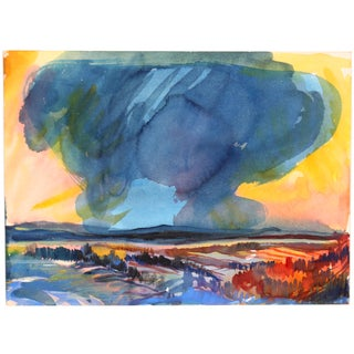 Drury Pifer Painting - Explosion of Color