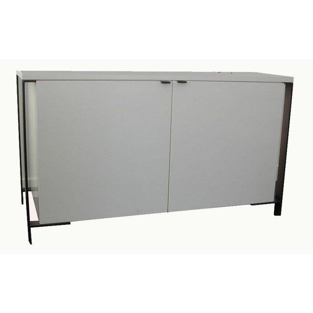 Fabry Bronze Frame Media Cabinet - Image 6 of 8