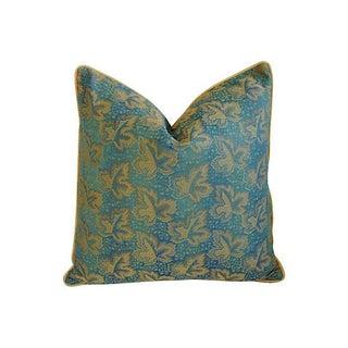 Designer Lee Jofa Maple Grove Weave Pillow