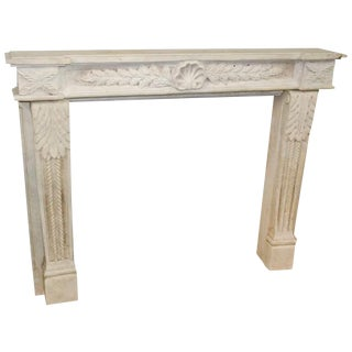 Carved Marble Surround