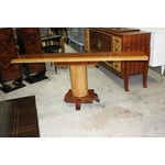 Image of French Art Deco Palisander Table