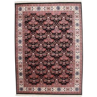 "RugsinDallas Vintage Indian Hand Knotted Rug - 8'9"" X 11'10"""