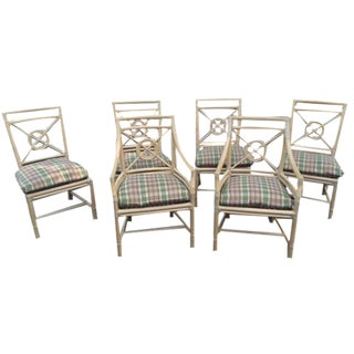 McGuire Target Chairs - Set of 6