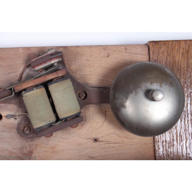 Antique Annunciator Call Box - Image 8 of 11