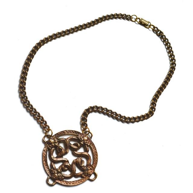 Image of Alva Museum Serpent Necklace
