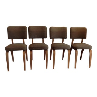 Thonet Mid-Century Dining Chairs - Set of 4
