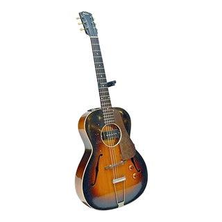 Pre-War Gibson L-37 Modified Guitar