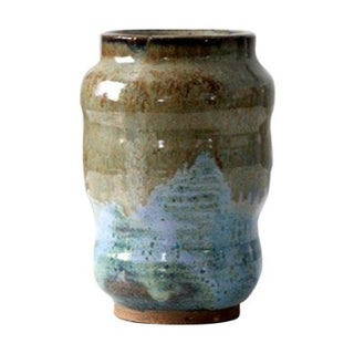Mid-Century Studio Pottery Vase