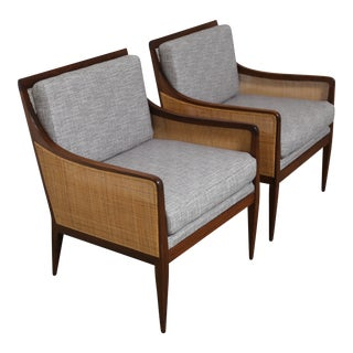Lounge Chairs by Milo Baughman for Directional