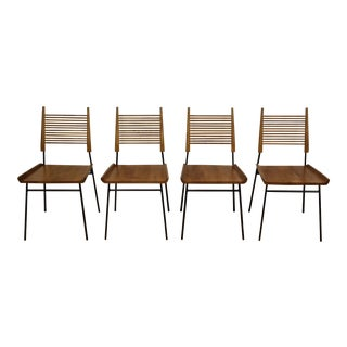 Shovel Dining Chairs by Paul McCobb - Set of 4