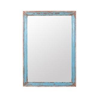 Vintage Rustic Moulding Mirror