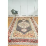 "Image of Distressed Oushak Carpet - 6'1"" x 10'6"""