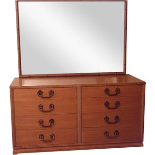 Landstrom 8-Drawer Chest with Mirror