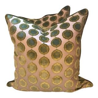 Manuel Canovas Tiana Velvet Pillows - A Pair