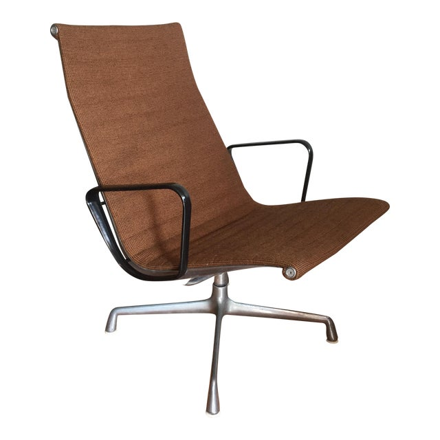 Vintage Eames Aluminum Group Chair Chairish