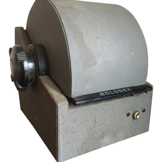 Vintage Rolodex Model 2254D - Image 1 of 9